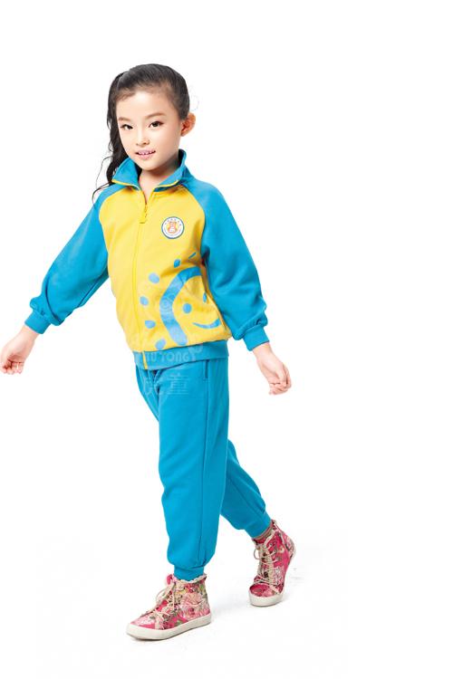 东莞幼儿园冬装园服