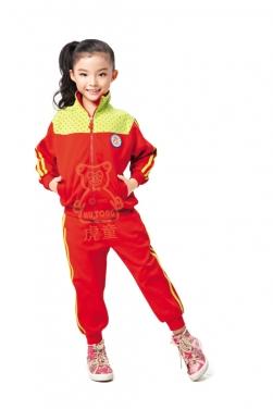 幼儿园冬装园服