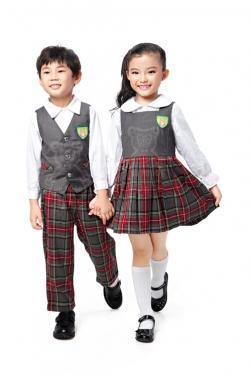 珠海幼儿园春秋园服