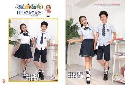 中小学校服